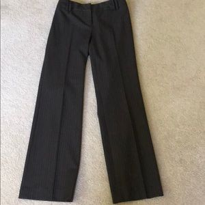 Brown Business Casual Pants